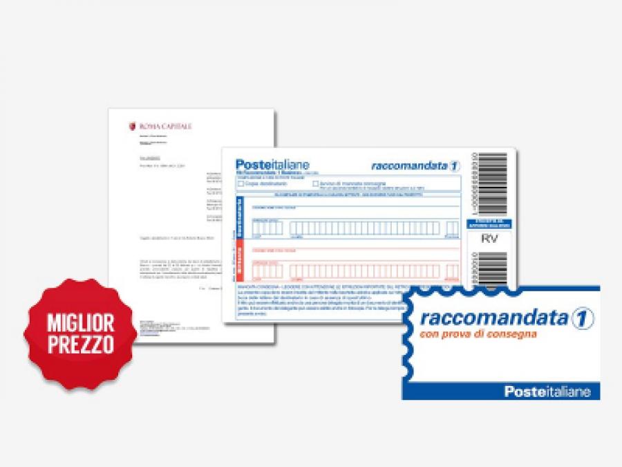 Invia Lettere, Telegrammi o Raccomandate con Poste Italiane direttamente da Ufficio Camerale (Solo per i Partner).