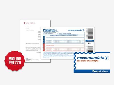 Invia on line telegrammi, raccomandate e posta prioritaria direttamente su Ufficio Camerale.