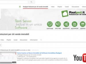 Nuovo Supporto Alle Agenzie: il Canale YouTube di Realgest è online