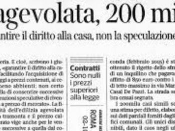 Caos a Roma sull'edilizia con diritto di superficie