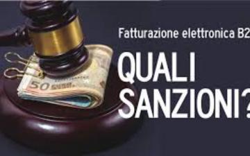 Fattura elettronica senza sanzioni fino a settembre 2019