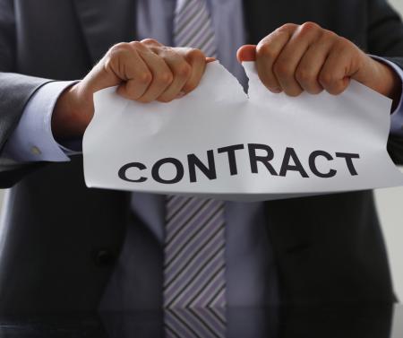 Disdetta contratto di locazione commerciale: modulo e fac-simile