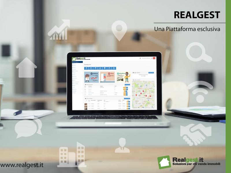 Realgest - Intervista all'ideatore del primo gestionale totalmente gratuito per agenti immobiliari