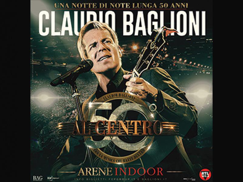 Claudio Baglioni sceglie Altravia per il suo nuovo sito