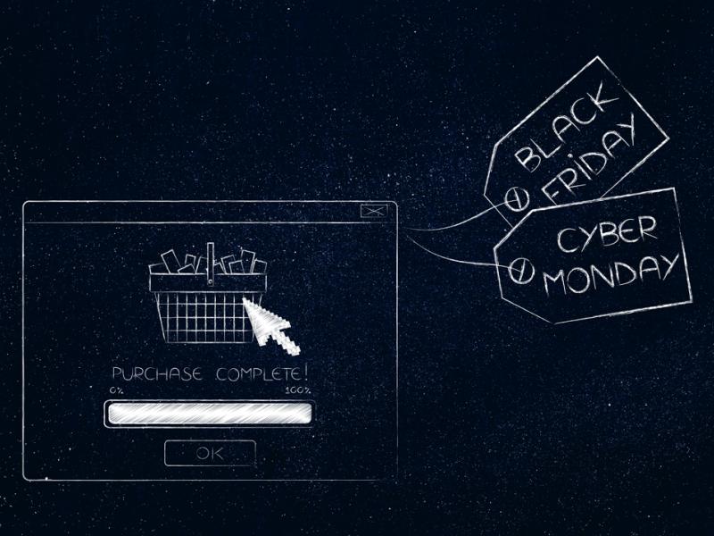 Black Friday: Come Sfruttare le Ricorrenze per far Crescere il Proprio Business