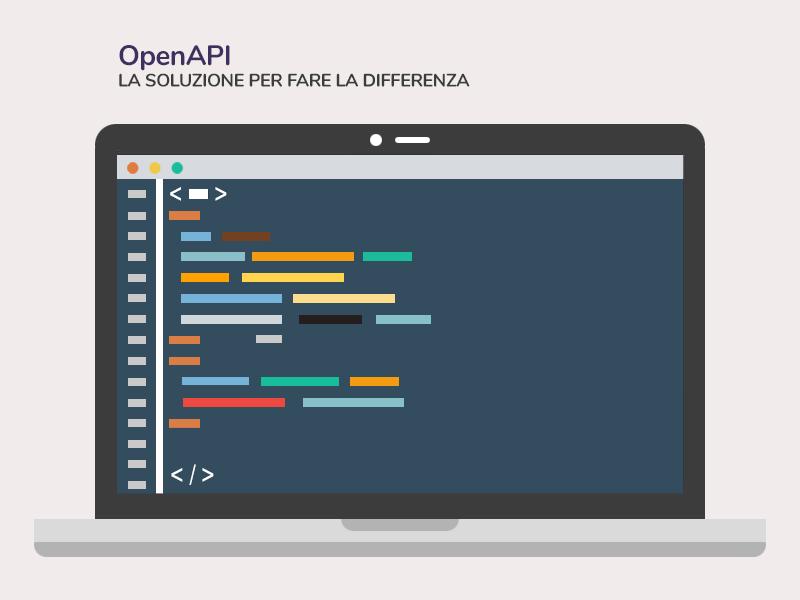 OpenAPi: scopri la piattaforma che ti permette di connettere il tuo business a centinaia di servizi