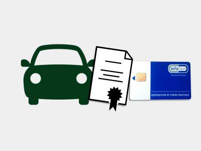Tra Certificato Digitale e Firma Digitale, la Rivoluzione dell'ACI si chiama EasyCar